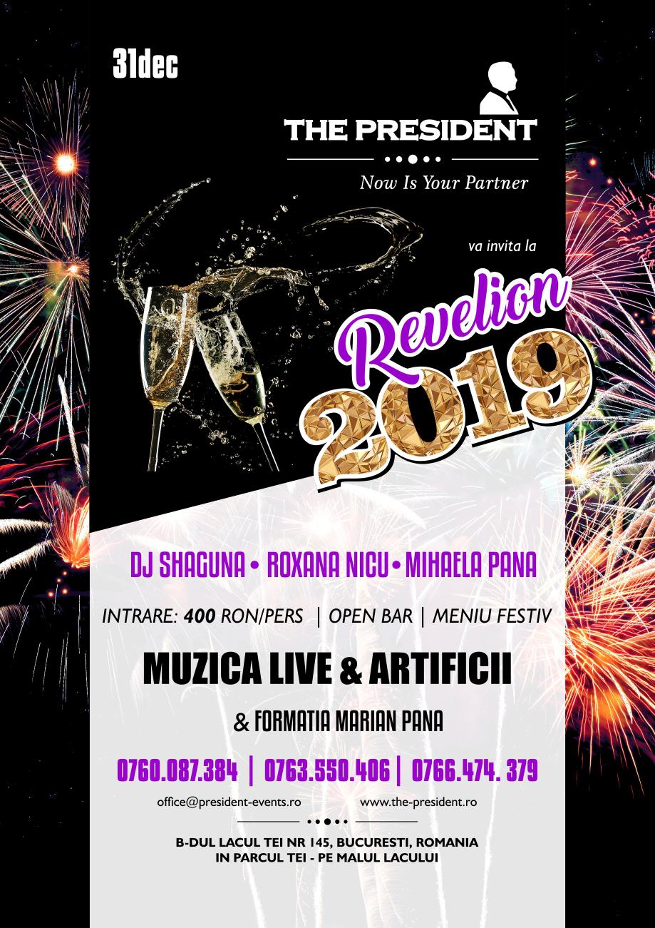 revelion 2019 - fata