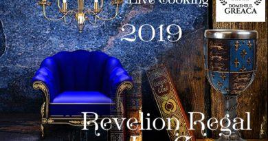 Revelion Regal la Conac