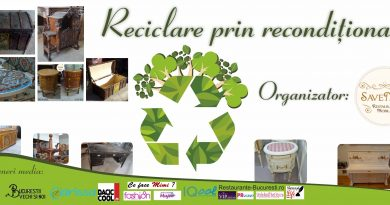 Reciclare prin recondiționare cu SaveMob