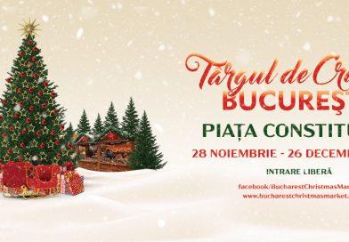 PROGRAM – Târgul de Crăciun București 2019