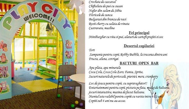 Revelionul Copiilor la Magic Playground by Hop Garden