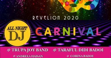 Revelion 2020 la Piano Ballroom